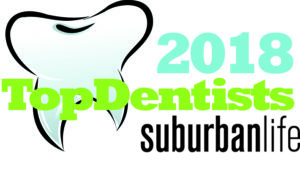 Periodontics Implantology | John L. Potter, DMD | 2018 Top Dentist Suburbanlife Award logo