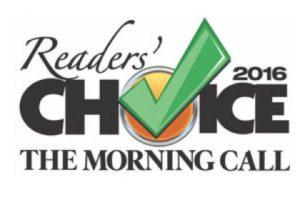 Periodontics Implantology | John L. Potter, DMD | 2016 Readers Choice The Morning Call Award logo